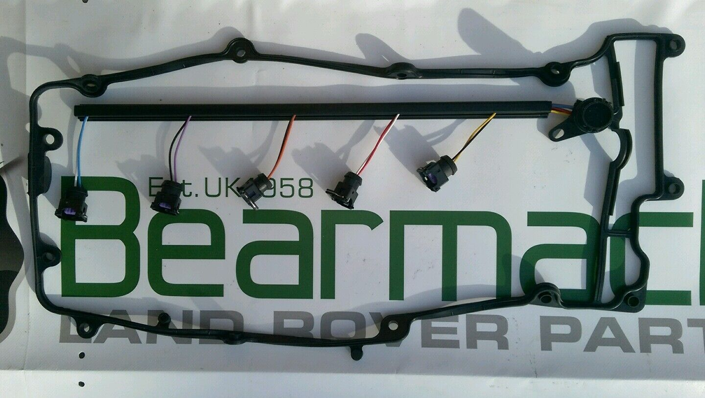 Land Rover Discovery 2 Td5 Injector Wiring Harness