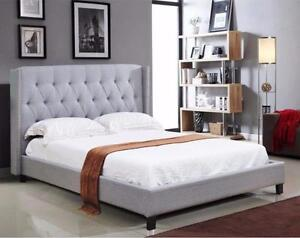 Meubel Ca New Platform Bed 3 Colors Available