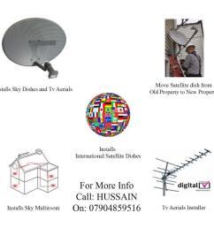 satellite tv aerial installation service manchester in old trafford manchester gumtree [ 1024 x 827 Pixel ]