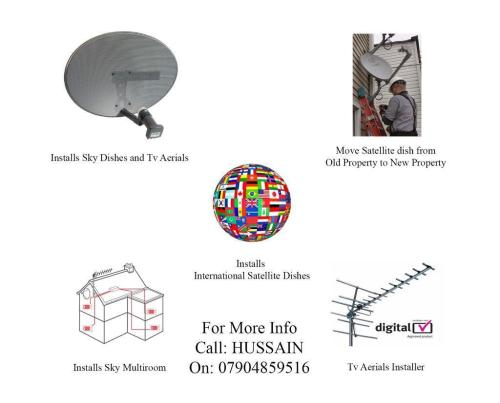 small resolution of satellite tv aerial installation service manchester in old trafford manchester gumtree