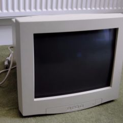 Working Of Crt Monitor With Diagram 250cc Quad Bike Wiring Retro Vintage 15 5 Inch Quot Acer Computer