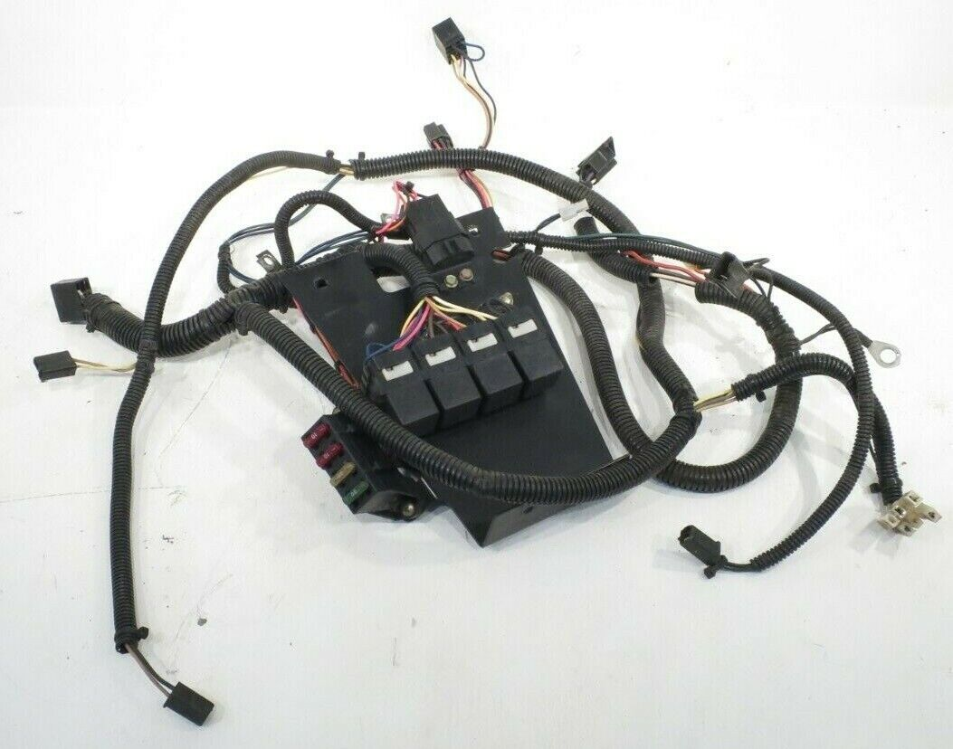 hight resolution of details about oem toro complete wire harness 99 8070 fits 268 h wheel horse garden tractor