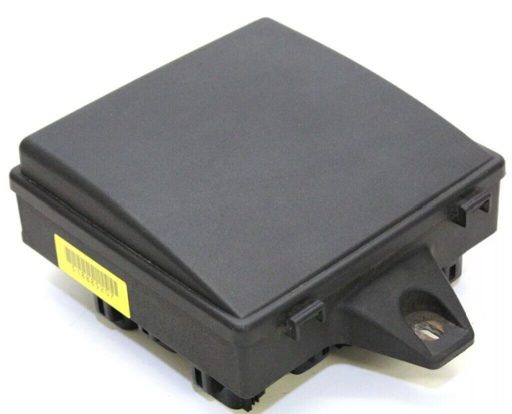 medium resolution of jaguar xj 5w93 14a073 dc jaguar xj x350 engine compartment fuse box front power distribution box