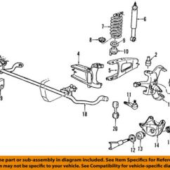 1995 Ford F150 Front Suspension Diagram 1979 Pontiac Trans Am Wiring Oem 92 95 F 150 Lower Ball Joint F6tz3050ab Ebay 3 On Only Genuine Oe Factory Original Item