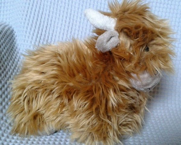 Jellycat Truffles Highland Cushion Toy Comforter In Highbury Vale Nottinghamshire Gumtree