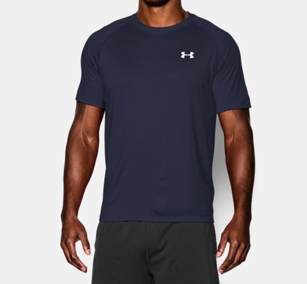 New Under Armour Tech Men's Athletic Short Sleeve T Shirt 1228539 All Colors 5