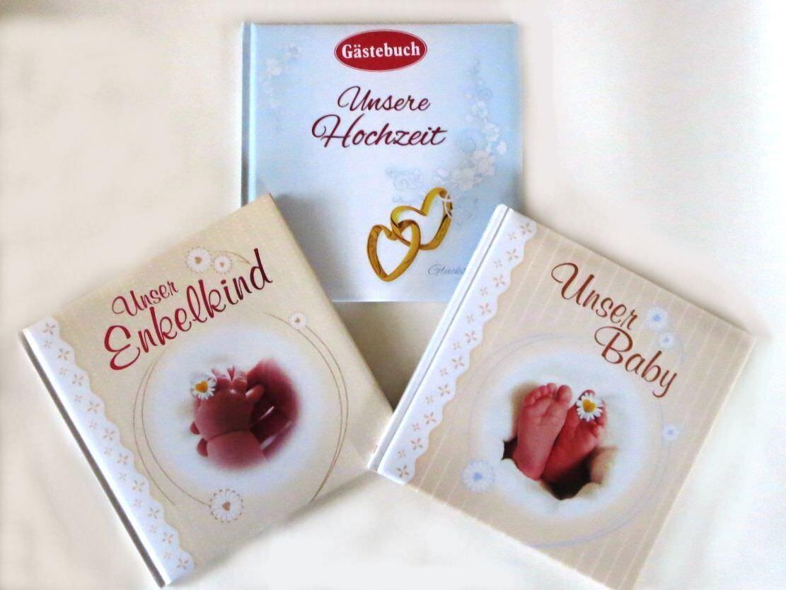 Fotoalbum Fotobuch Hochzeit Enkel Geschenk Stammbaum Baby Album Buch basteln