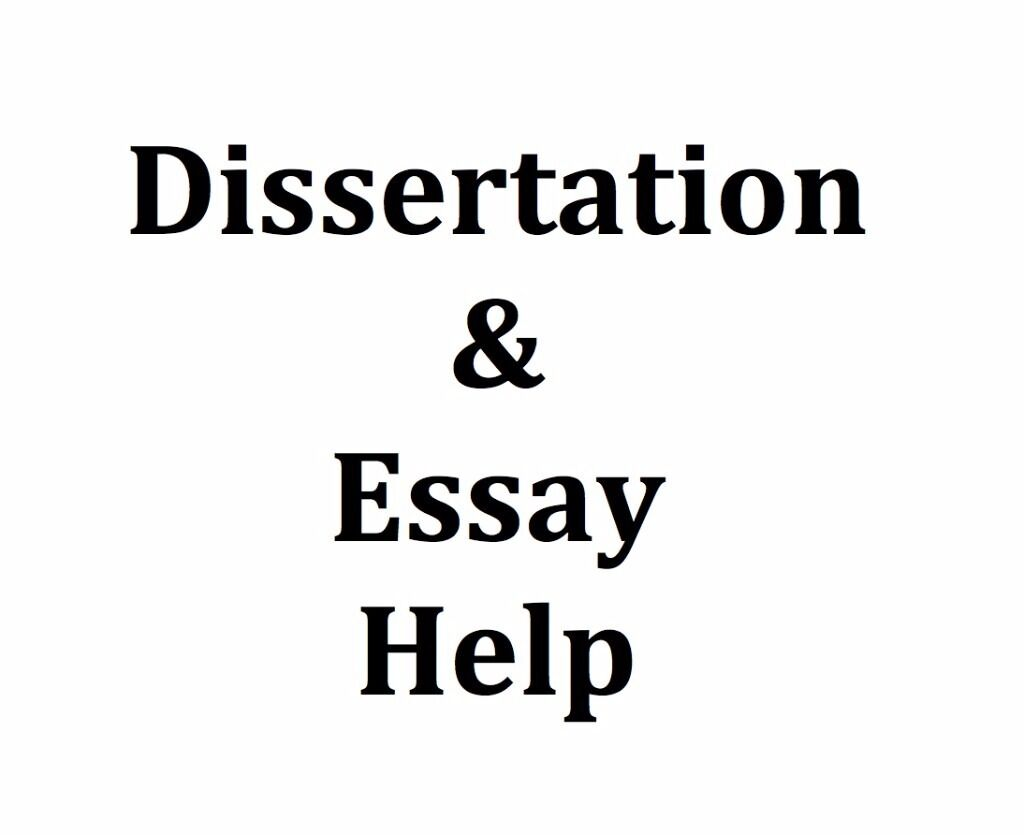 Assignment/Dissertation/Essay/Coursework/PhD Thesis