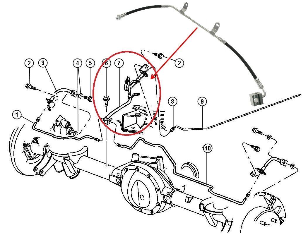 Rear Disk Brakes Not Releasing