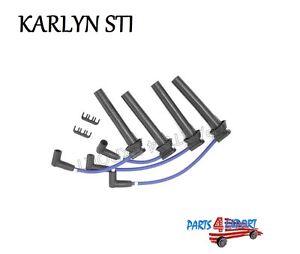 NEW Mini Cooper S Convertible R53 R53C Spark Plug Wire Set