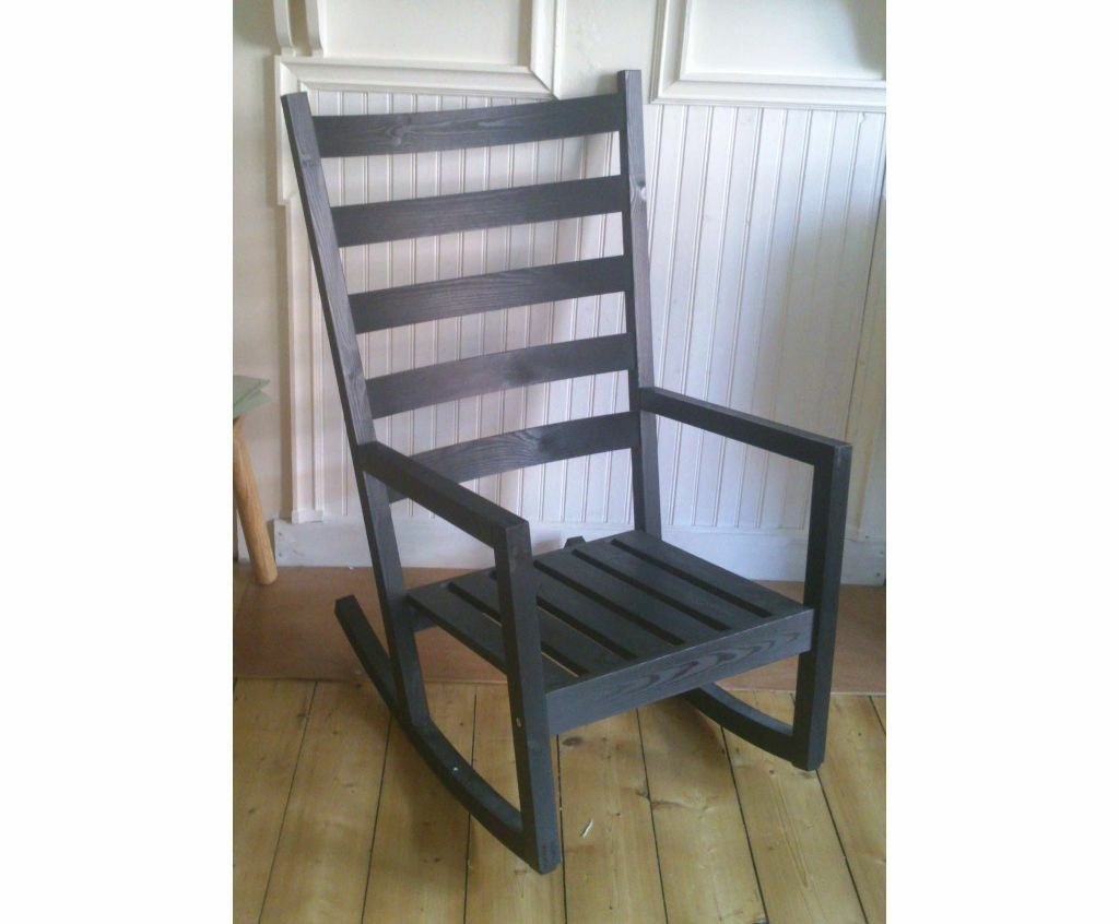 ikea poang rocking chair navy blue cushion set varmdo in dennistoun glasgow gumtree