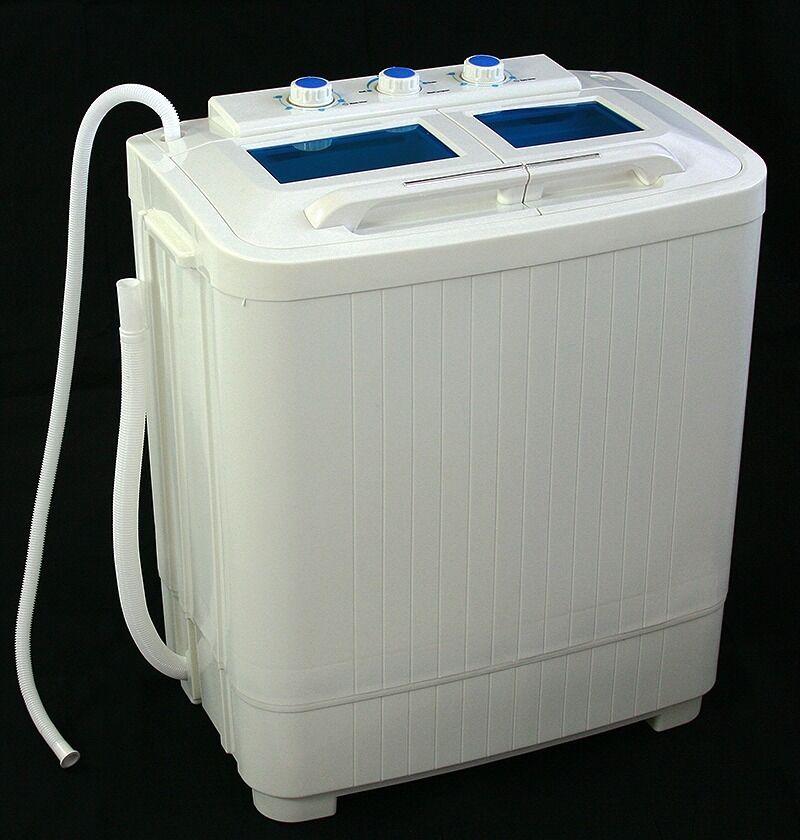 Portable mini small rv dorms Compact 8  9lb Washing