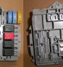 fiat punto 1999 2006 non sporting external engine bay fuse box [ 1600 x 856 Pixel ]