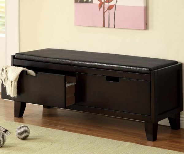 Build Bench Seat With Storage