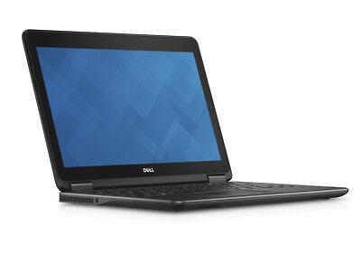 """Dell Latitude E7240 - i5-4300U 12,5"""" HD 4GB 128GB SSD Win 10 PRO"""
