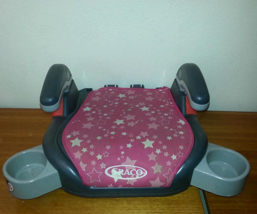 baby bjorn booster chair suvs with captain chairs seat pink in newton abbot devon gumtree