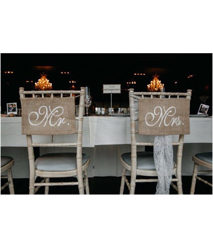 mr and mrs chair signs rustic dining room covers in choppington northumberland gumtree