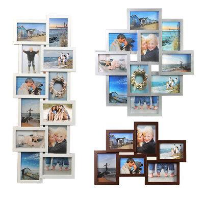 Fotogalerie Holiday Bilderrahmen Multirahmen Fotorahmen Collage Rahmen Galerie