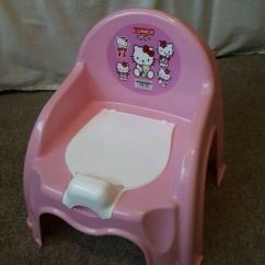 Hello Kitty Potty Chair Swing Desk In Southampton Hampshire Gumtree