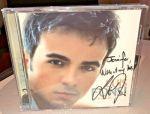Luis Fonsi - Signed Eterno CD - 2000, Universal Music Latino
