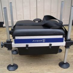 Fishing Chair Box Skull Adirondack Chairs Avanti Match Seat In Portsmouth Hampshire