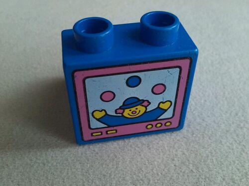 LEGO Duplo flacher Stein Platte flach 2x4x12 rosa 2x2 4er Noppen 6413 Platten  eBay