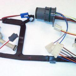 4l60e Wiring Sun Diagram Labeled Transmission Internal Wire Harness With Tcc Lock Up