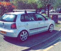 VW Polo 9n Genuine roof rack bars | in Cookham, Berkshire ...