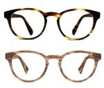 NEW Warby Parker PERCEY NARROW Eyeglasses Optical Classic Authentic**