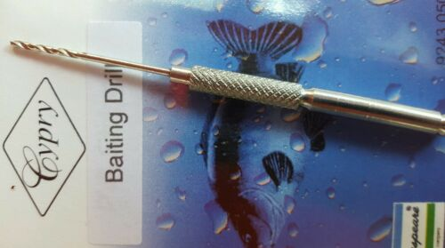 Stainless-steel-bait-drill-carp-coarse-fishing
