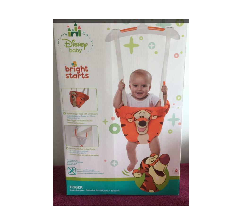 91789d3d546 Baby Jumper Bright Starts