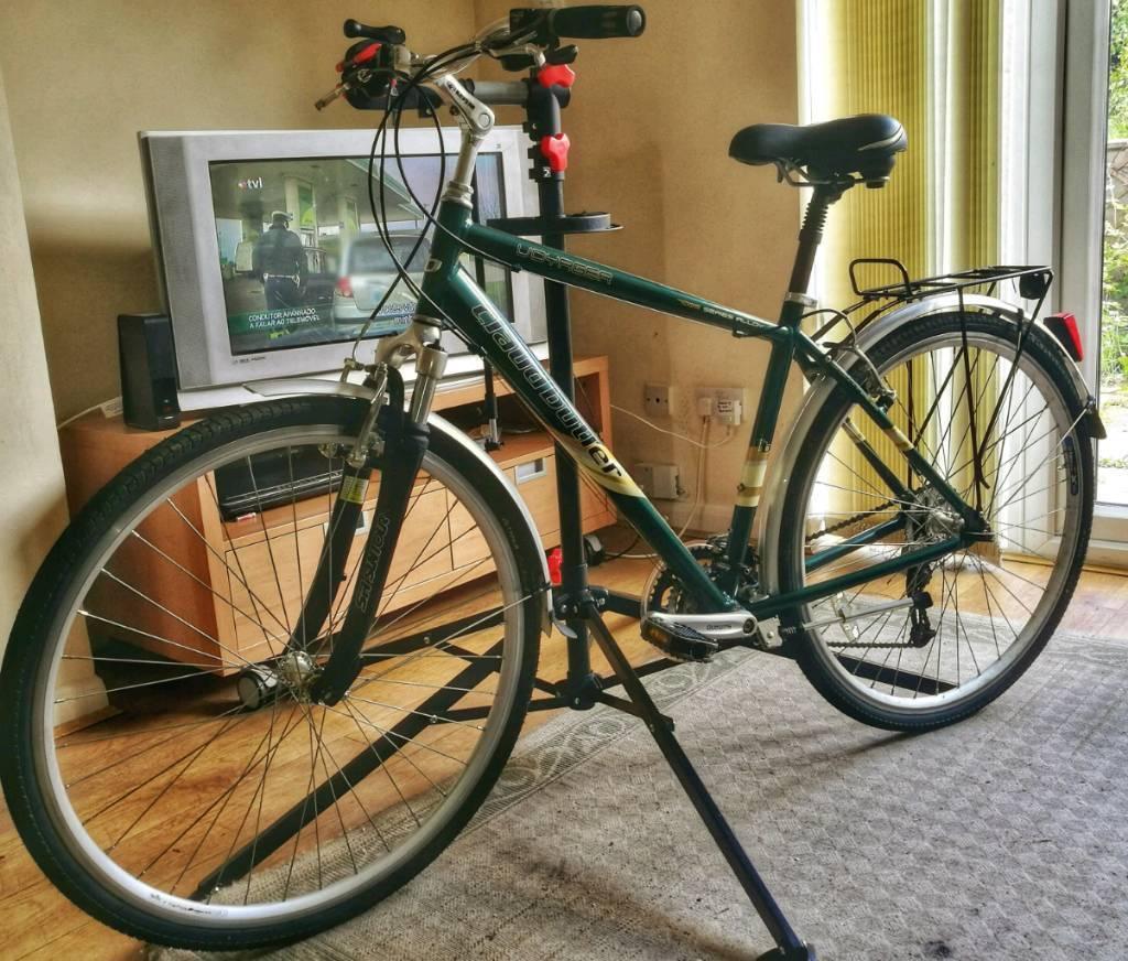 hybrid bike claud butler