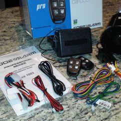 Code Alarm Ca 2051 Wiring Diagram 2005 Pontiac G6 Radio Ca1053 Auto Alarmanlage Sicherheitssystem Mit