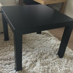 Lack Sofa Table As Desk Dark Chocolate Brown Decorating Ideas Free Side Ikea In Cambridge Cambridgeshire Gumtree