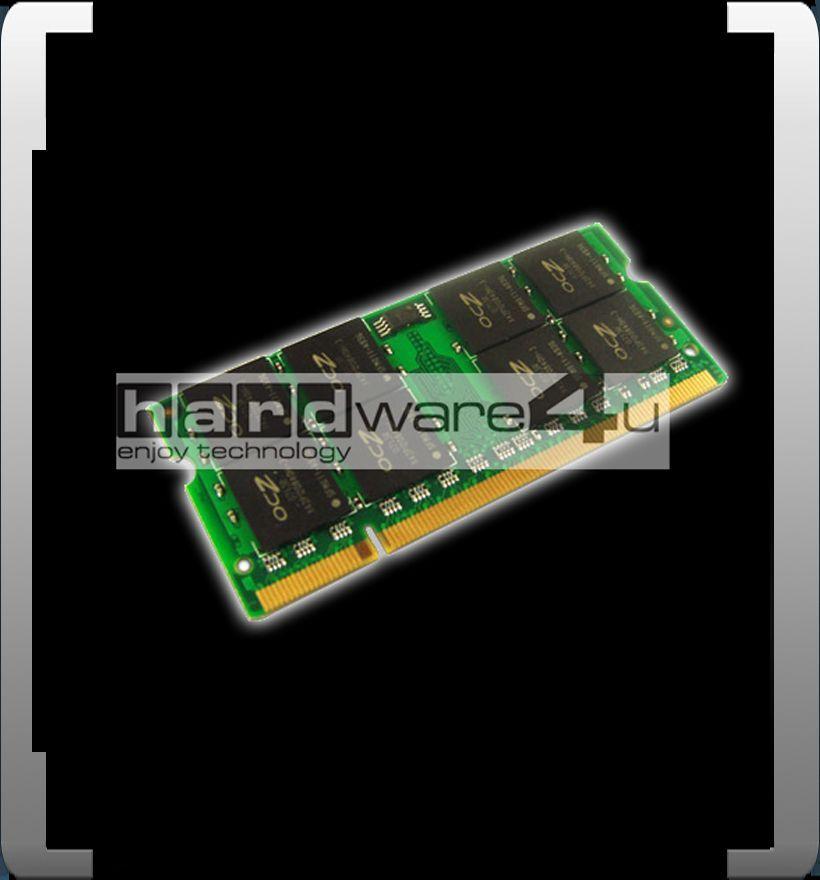 4GB 200 POLIG PC2-6400S 2 GB 800 MHZ DDR2 RAM SPEICHER MODUL SODIMM 2x 2GB MODUL