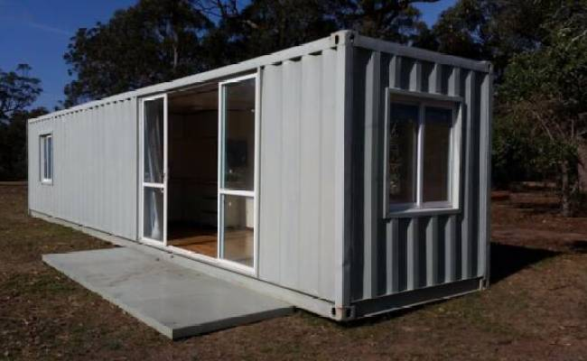 Brand New Tiny House Shipping Container Accommodation