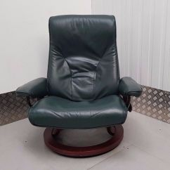 Stressless Chair Sizes Orange Beach Ekornes Leather Swivel Recliner Size Large In