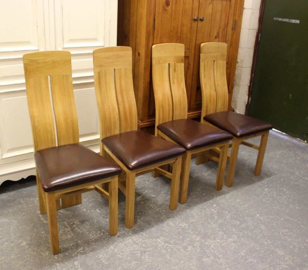 Oak furniture land salary trends based on salaries posted anonymously by oak furniture land employees. Set of 4 Solid Oak & Leather Dining Chairs from Oak ...
