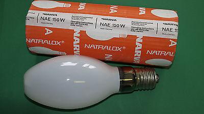 Narva Natralox Natriumdampf Hochdrucklampe NAE 150W E40 Nachtbeleuchtung