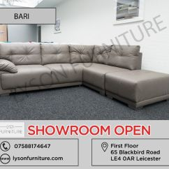 Bari Corner Sofa Bed Review Diy Painted Table Come Have A Look At Our Showroom In