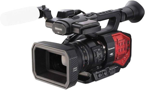 Panasonic AG-DVX200 4K 4/3 type Fixed Lens Camcorder