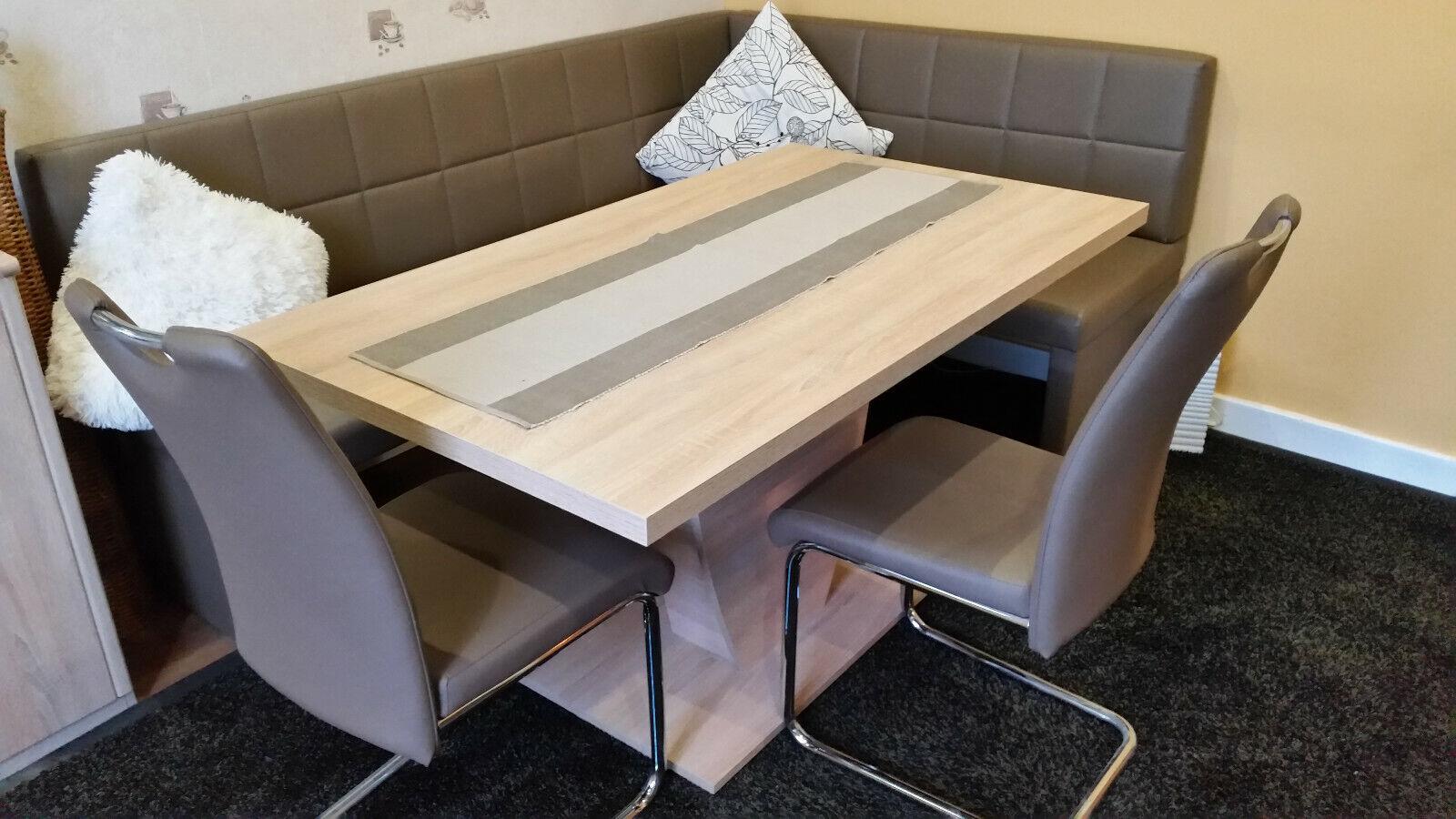 Eckbankgruppe Gebraucht Eckbank Mit Tisch Und Stühlen Genial