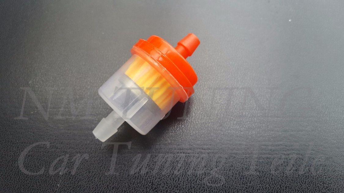 Benzinfilter Kraftstofffilter 6mm Auto Motorrad Filter ATV Quad Roller BF-06
