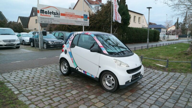 Smart fortwo coupe Pure*Klima*TOP*Panorama*