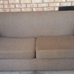 Sofa Beds Sydney Gumtree Balkarp Bed Instructions Two Half Seater | Australia Free Local ...