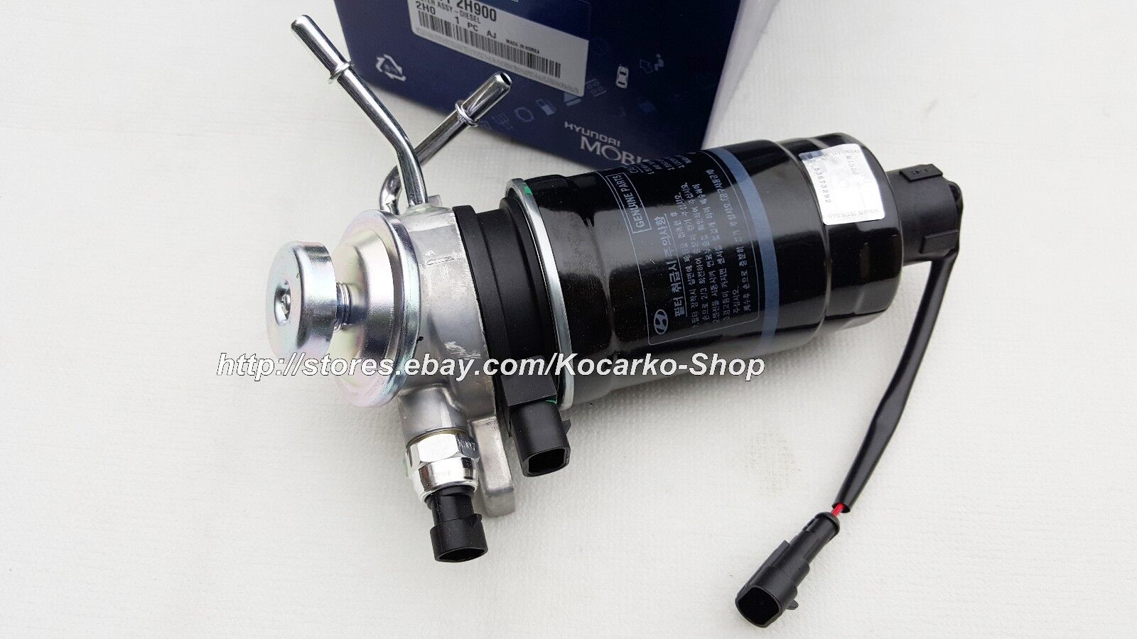 hight resolution of oem diesel fuel filter assy kia ceed 1 6l u 1 6l u2 e g 2007 319112h900