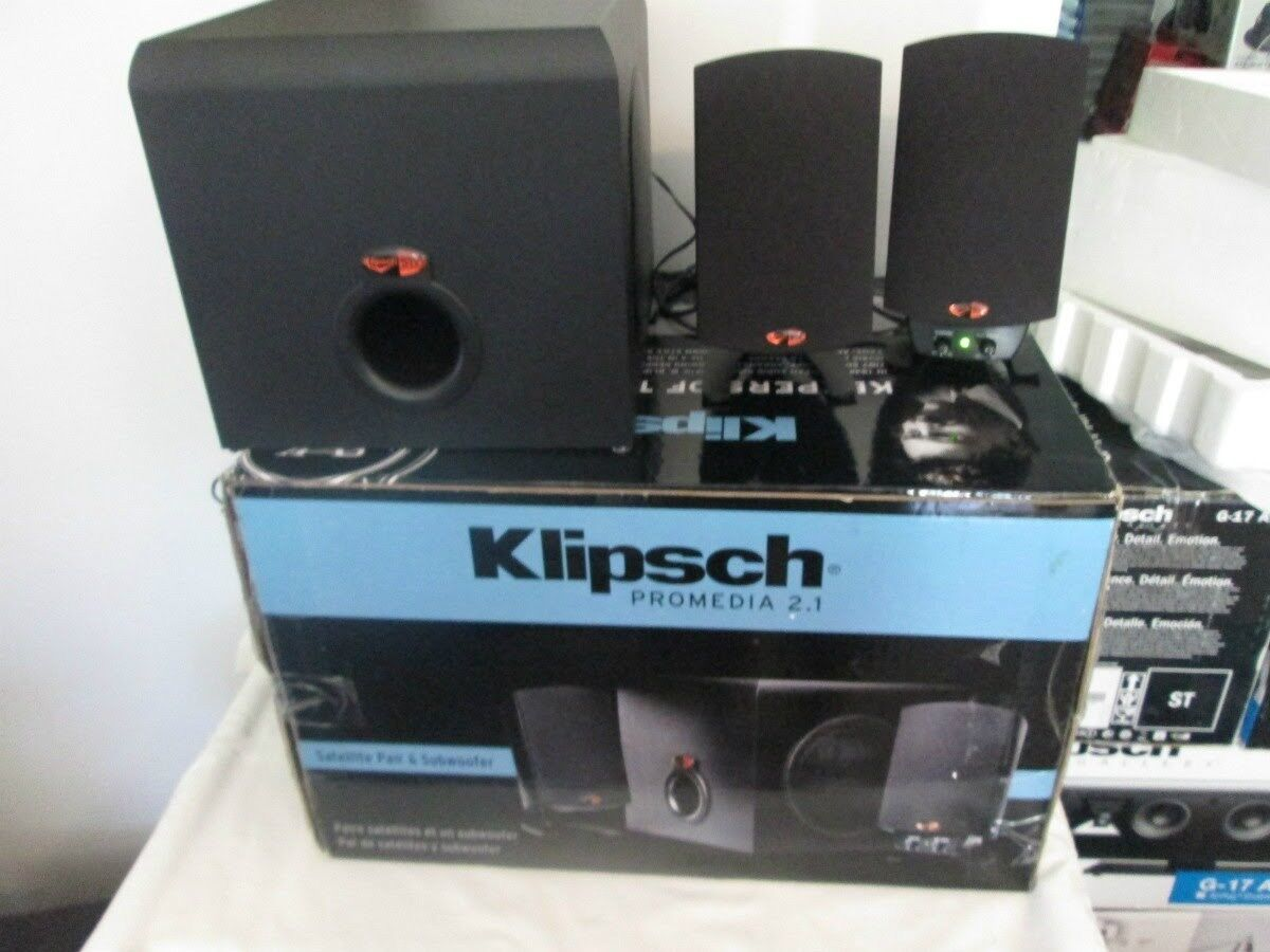 Klipsch Promedia 2 1 Subwoofer Parts 21 Wiring Diagram Free Download Diagrams
