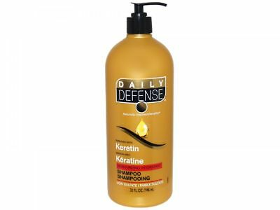 (8,45€/L) Daily Defense Keratin Shampoo (946 ml) ★ Original aus Kanada ★