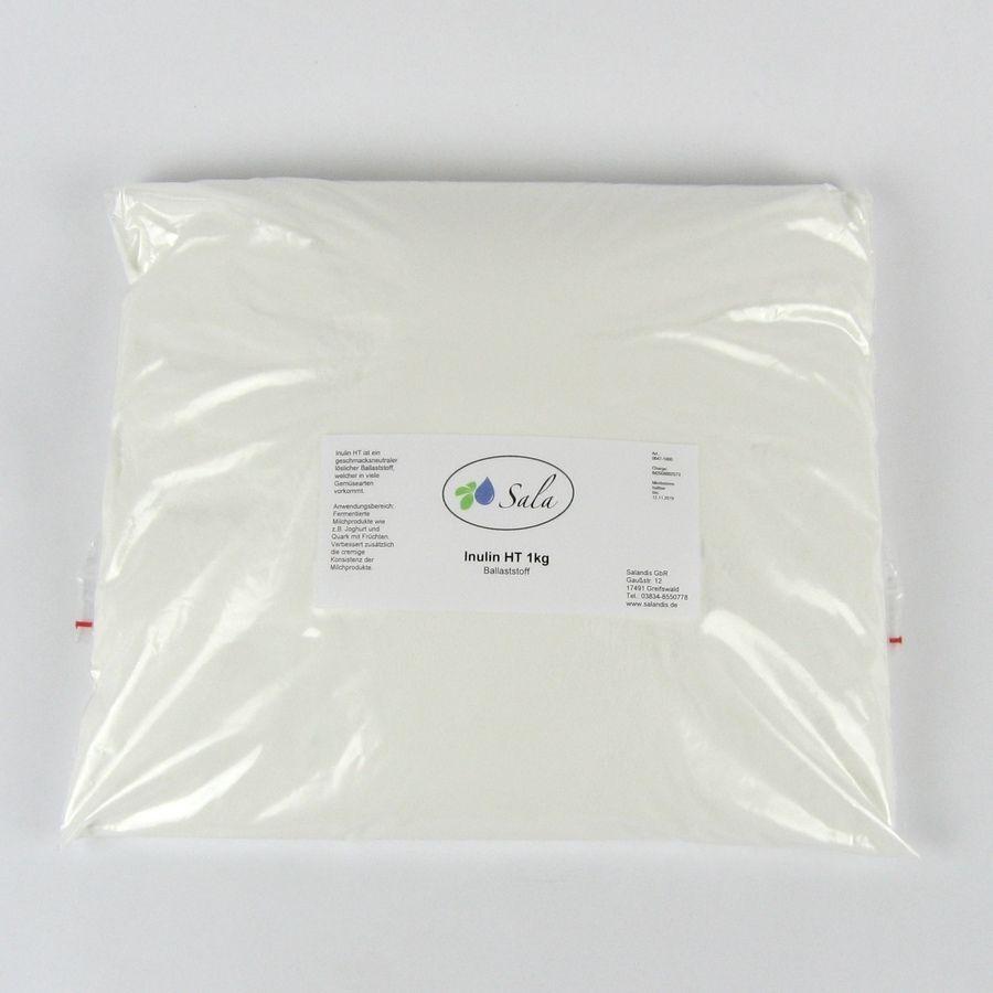 KS  (8,19 EUR/kg)Sala Inulin HT Ballaststoff Oligofructose konv. 1 kg 1000 g
