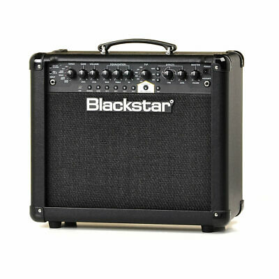 Blackstar ID:15 TVP Programmable 15 watt Guitar Practise Combo Amplifier